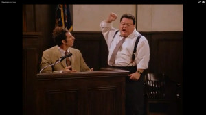 NEWMAN HANGING HIMSELF IN COURT