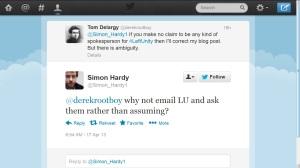 Simon Hardy refuses to debate