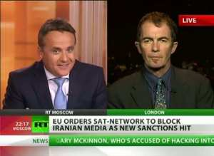Chris Bambery is posing as 'Ed' in Russia. Edward Snowden should be warned.