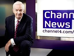 Jon Snow of Channel Four Nato