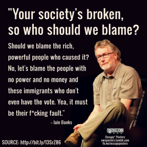 Here is why Iain Banks supported independence
