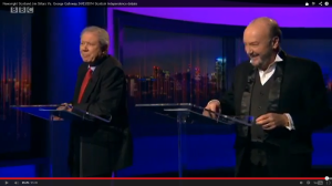 Jim Sillars spanking the Fifth Cheek of the Better Together Arsepolalypse