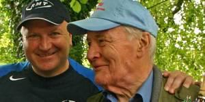 Tony Benn and Bob Crow. Socialist heroes never die