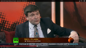 NEIL CLARK ON SPUTNIK