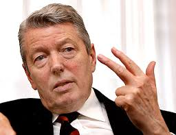 alan johnson two fingers
