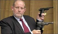 charles clarke with guns