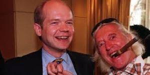 JIMMY SAVILE WILLIAM HAGUE