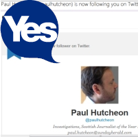 Paul Hutcheon helped Andy Coulson, Frances Curran and Chris Bambery