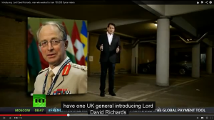 Why doesn't Kirsty Wark want us to know about Lord Richards?