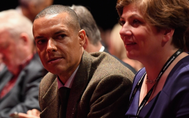 CLIVE LEWIS AND EMILY THORNBERRY